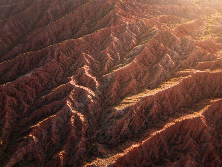 Потрясающие пейзажи Киргизии - №24