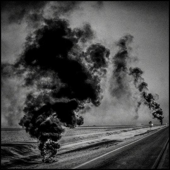 Америка в фотографиях Мэтта Блэка - №22
