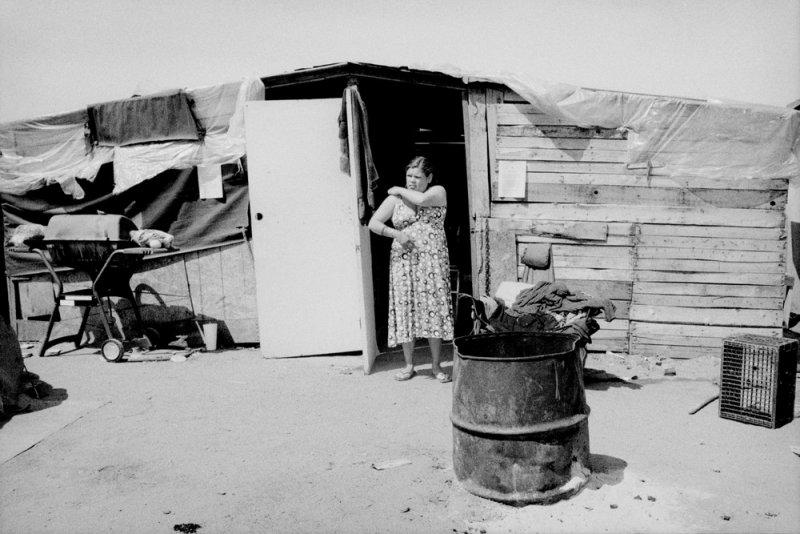 Америка в фотографиях Мэтта Блэка - №19