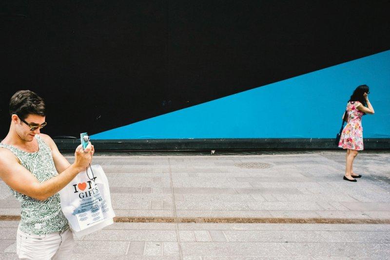 «Совпадения» – уличный фотопроект Джонатана Хигби - №3