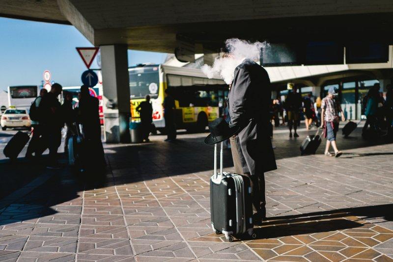 «Совпадения» – уличный фотопроект Джонатана Хигби - №10