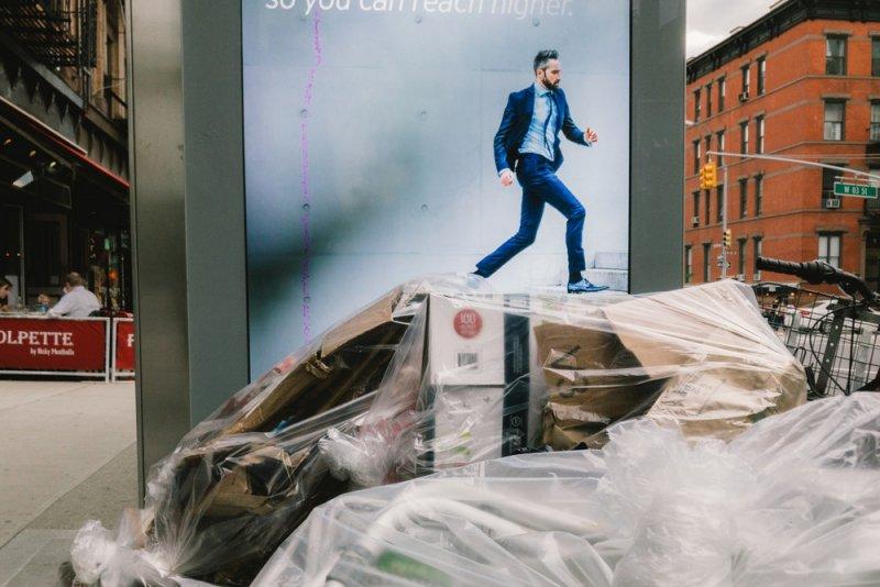 «Совпадения» – уличный фотопроект Джонатана Хигби - №15