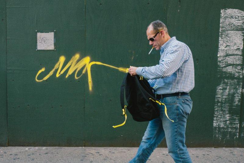 «Совпадения» – уличный фотопроект Джонатана Хигби - №22