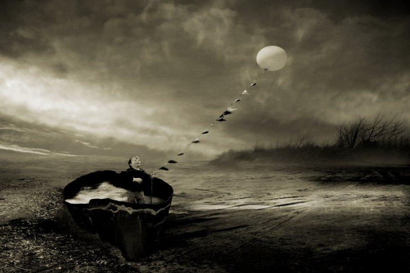 «Блуждающие сны». Фотограф Анджела Бэкон-Кидвелл - №8