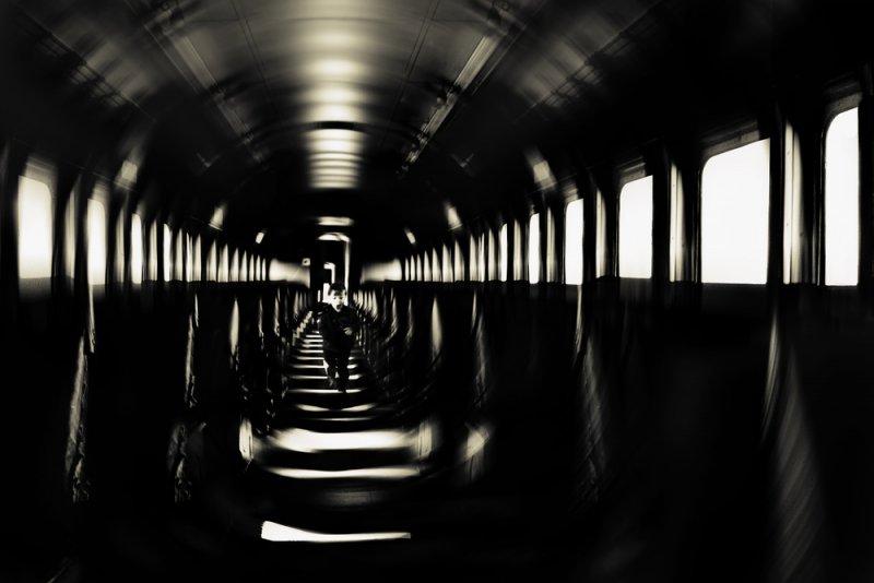 «Блуждающие сны». Фотограф Анджела Бэкон-Кидвелл - №7