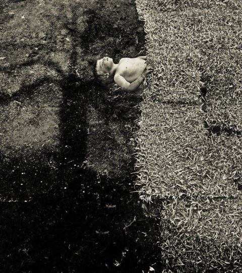«Блуждающие сны». Фотограф Анджела Бэкон-Кидвелл - №18