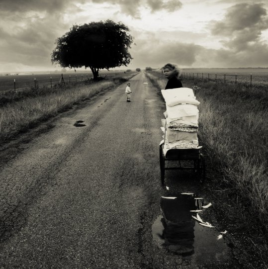 «Блуждающие сны». Фотограф Анджела Бэкон-Кидвелл - №19