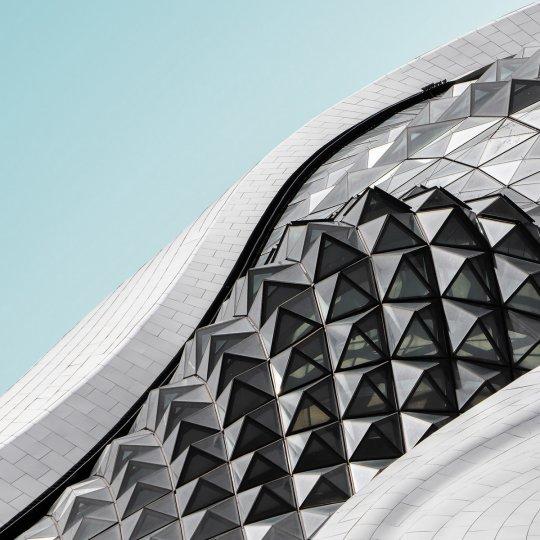 Архитектурные фотографии Криса Провоста - №5