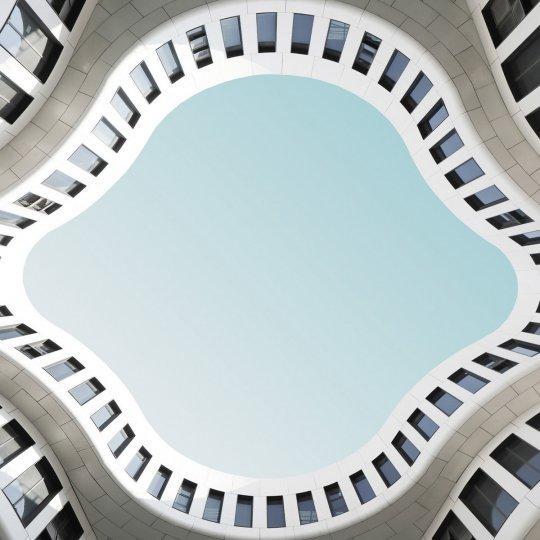 Архитектурные фотографии Криса Провоста - №7