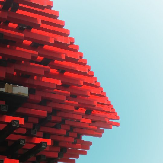 Архитектурные фотографии Криса Провоста - №8