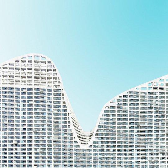 Архитектурные фотографии Криса Провоста - №19