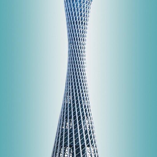 Архитектурные фотографии Криса Провоста - №15
