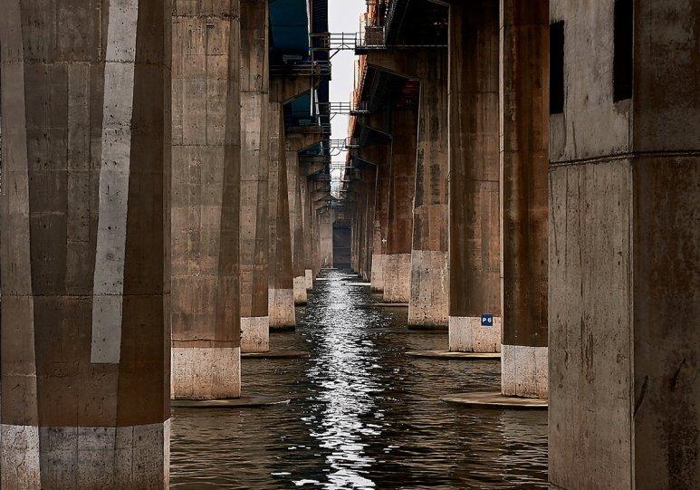 Мануэль Альварес Диестро «Сеульские мосты» - №14