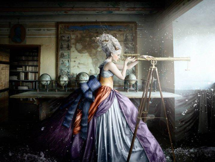 Alexia Sinclair - №10