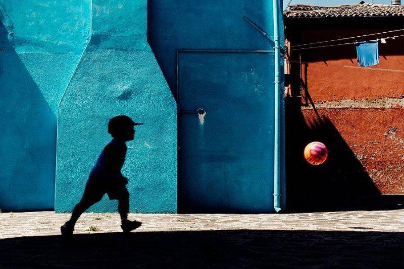 Яркие тени острова Бурано - №3