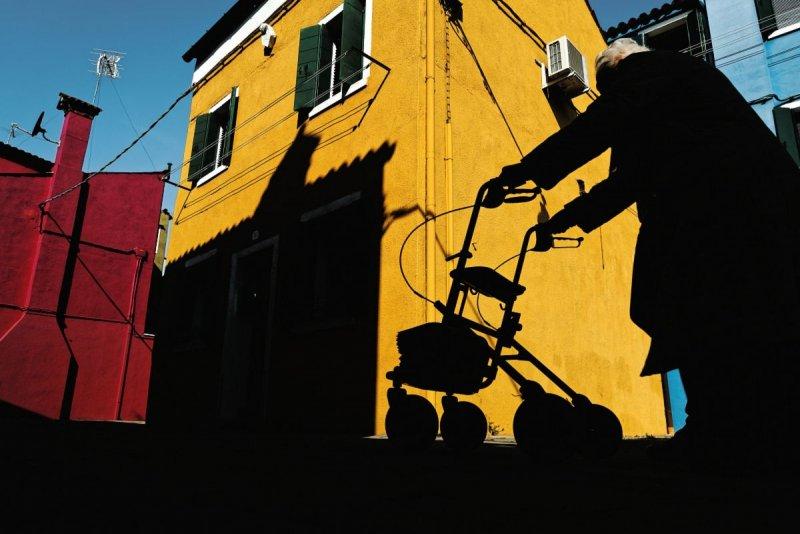 Яркие тени острова Бурано - №11