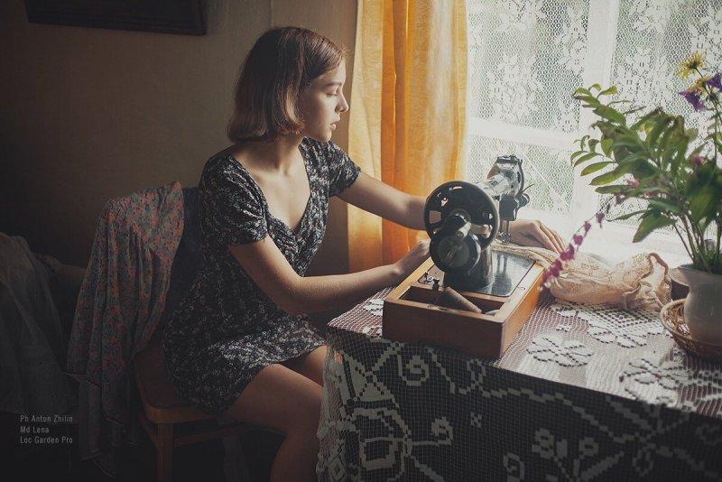 Художественные образы в фотоработах Антона Жилина - №5