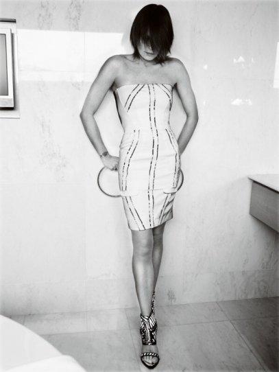 Красота знаменитых киноактрис в фотографиях Марио Тестино - №6