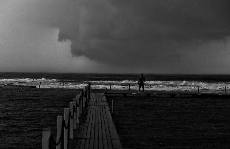 Фотографии из эпицентра стихий - №14