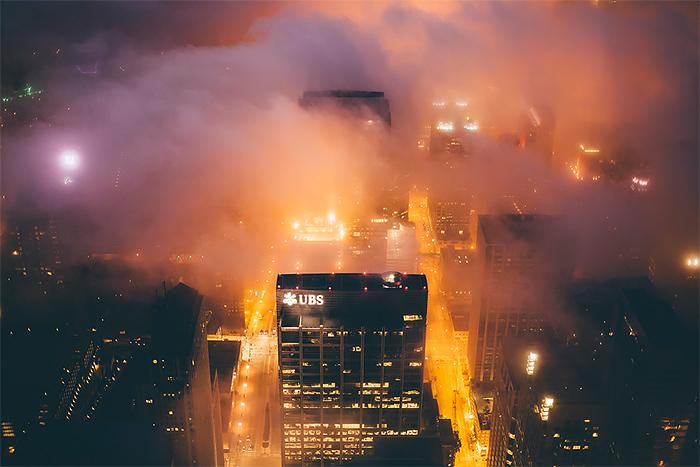 Туманные мегаполисы - №6