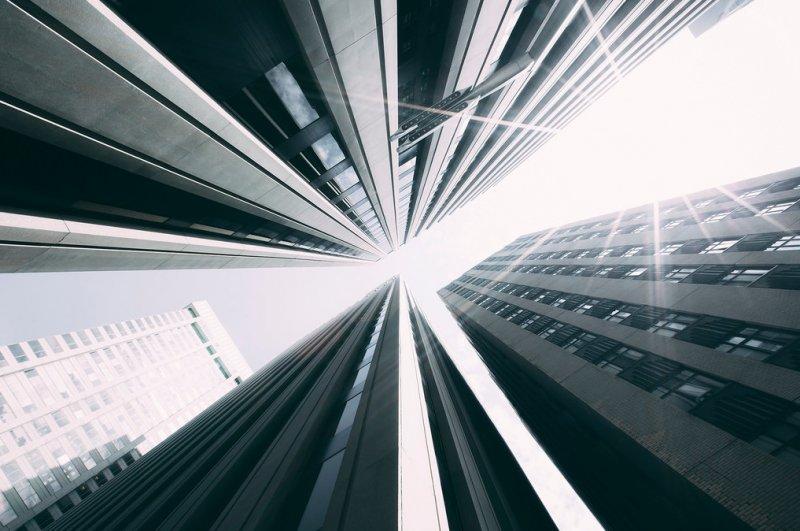 Туманные мегаполисы - №14
