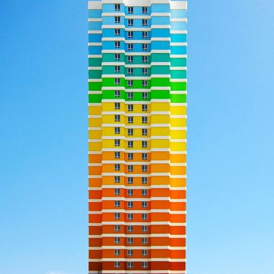 Колоритная архитектура - №5