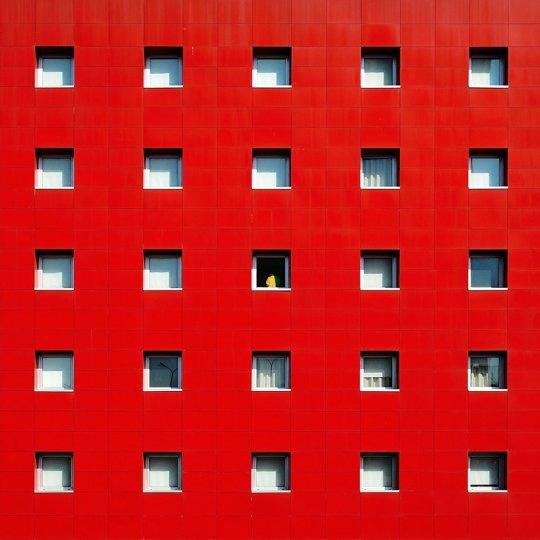 Колоритная архитектура - №8
