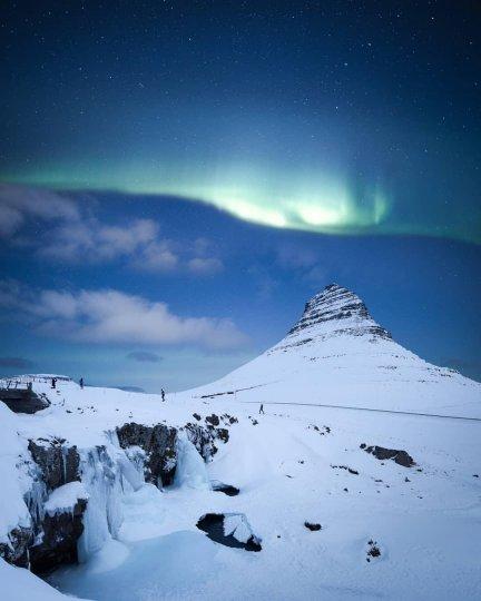 Красота северного сияния - №8