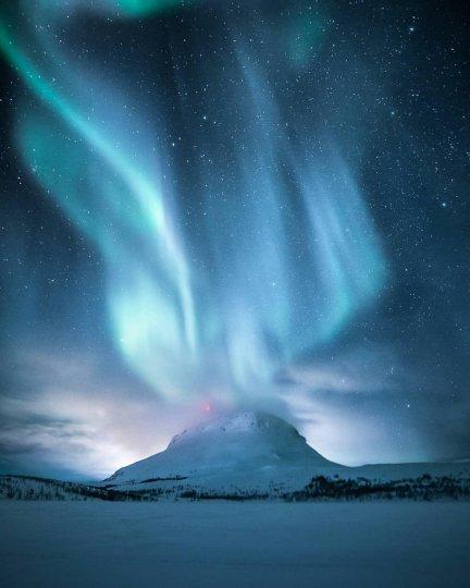Красота северного сияния - №9
