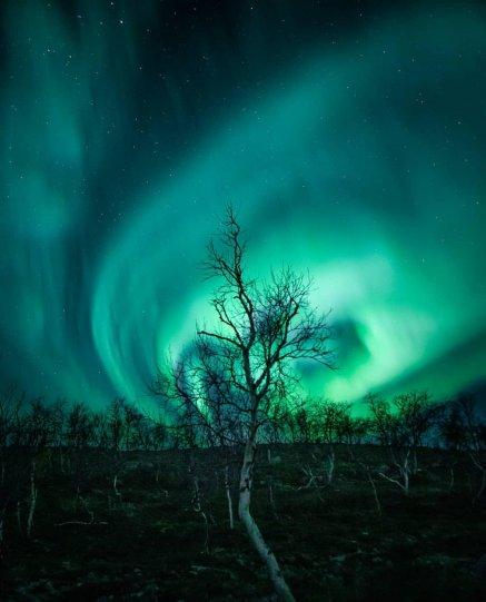 Красота северного сияния - №14