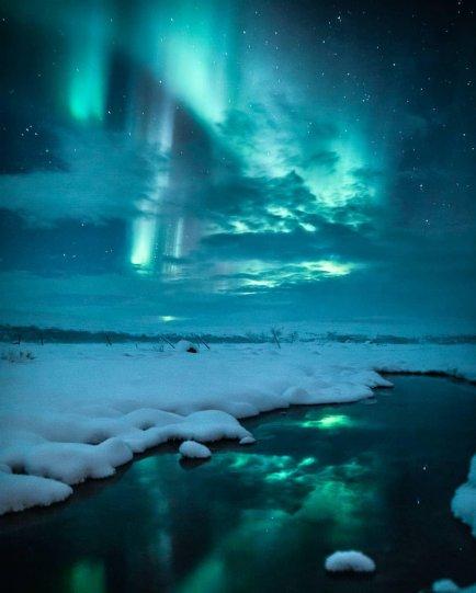Красота северного сияния - №17