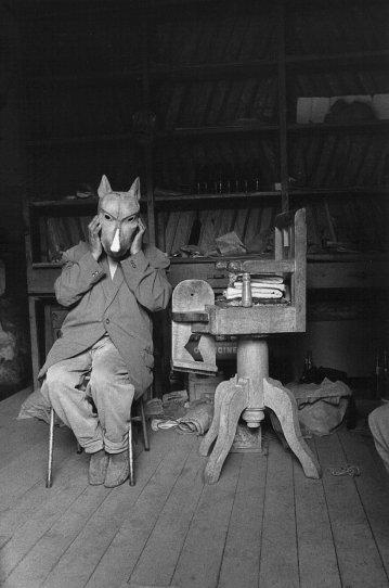 Мир чёрно-белой фотографии - №24