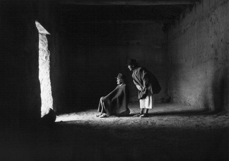 Мир чёрно-белой фотографии - №12