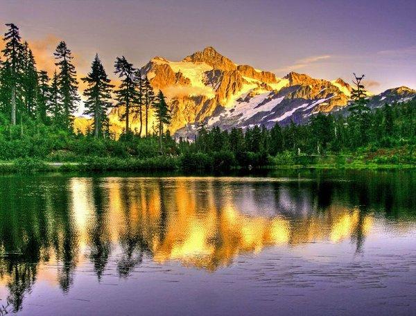 25 красивых фото вдохновляющих мест - №2