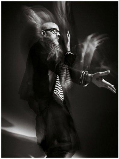 Марио Сорренти. Нестандартные модные фото, съемка селебрити - №31
