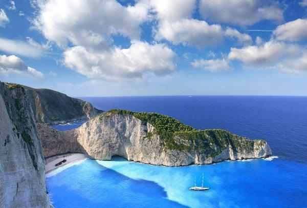 Удивительные побережья в красивых фото - №15