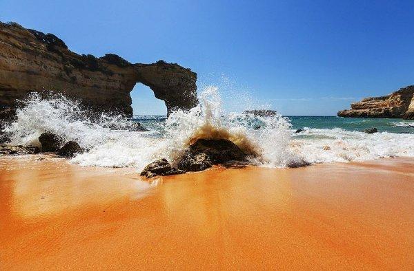 Удивительные побережья в красивых фото - №39