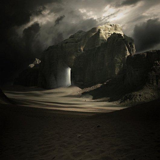 Атмосферные фото пейзажи от Томаша Зачщенюка - №14
