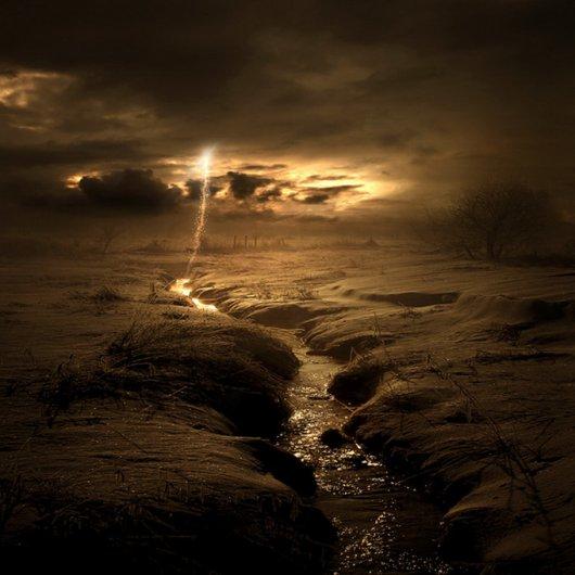 Атмосферные фото пейзажи от Томаша Зачщенюка - №18