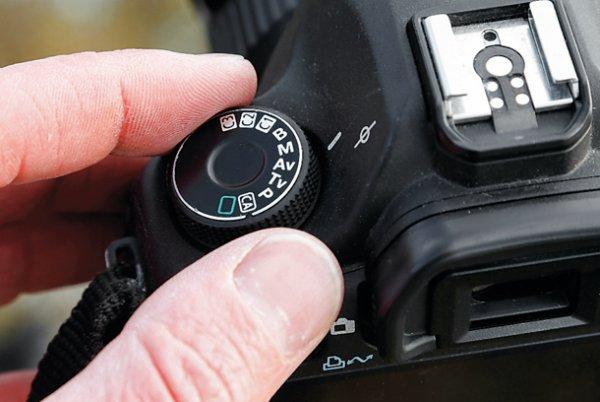 Брекетинг экспозиции – Ручная настройка камеры