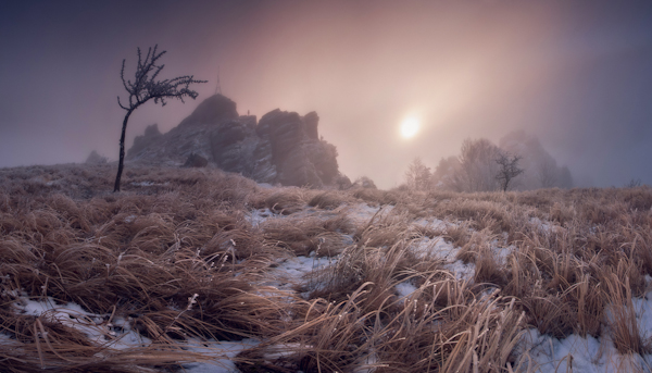 Необъятная Россия в фото пейзажах Даниила Коржонова - №28