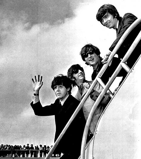 Новости в фотографиях - подборка в память о Джоне Ленноне - №6