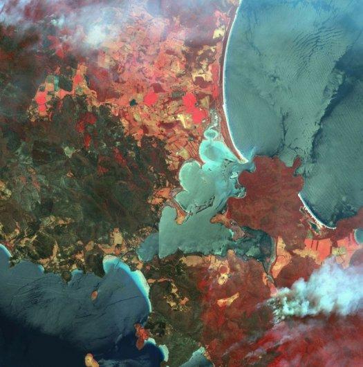 Новости в фотографиях - лучшие снимки со спутника 2013 - №5