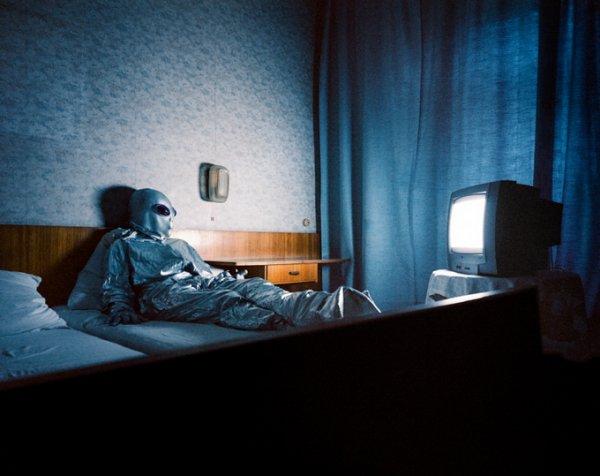 Яркие фото - фантазии от Klaus Pichler - №1