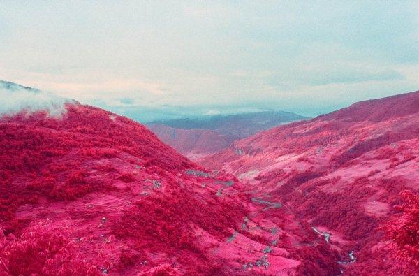 Шон Линч. Инфракрасные фото пейзажи Непала и другие работы  - №3