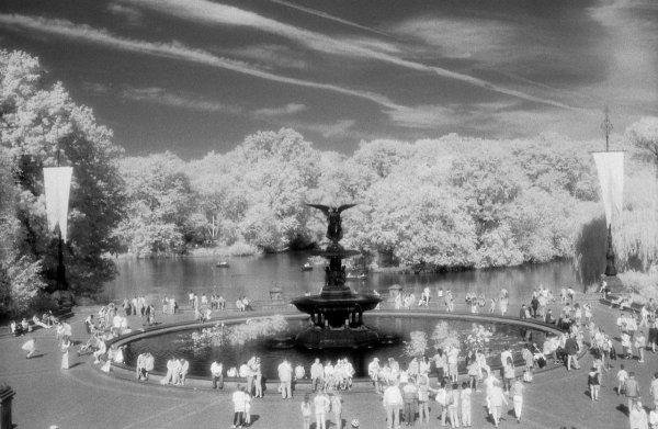 Шон Линч. Инфракрасные фото пейзажи Непала и другие работы  - №43