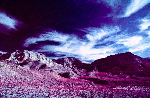 Шон Линч. Инфракрасные фото пейзажи Непала и другие работы  - №15