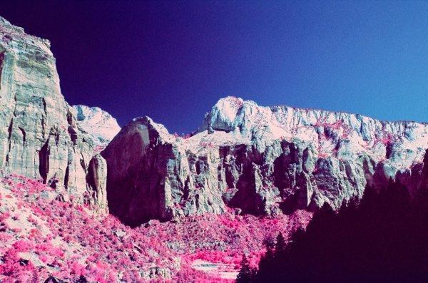 Шон Линч. Инфракрасные фото пейзажи Непала и другие работы  - №19