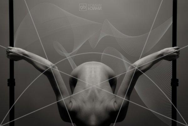 Геометрия тела в интересном фото проекте - №6