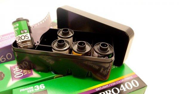 О фото технике: Основы работы с фотопленкой, ее виды - №6